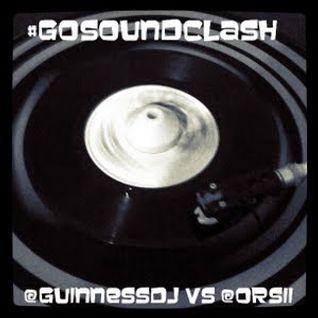 #GOsoundclash