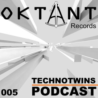 Oktant Records Podcast Episode 05 mixed by Technotwins