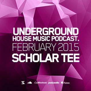 February 2015 Podcast - Scholar Tee