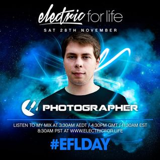 Photographer – Electric For Life Day 2015