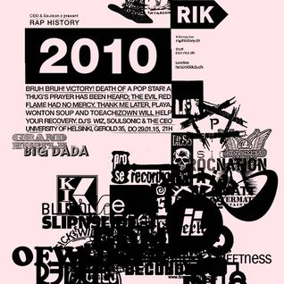 Rap History - 2010