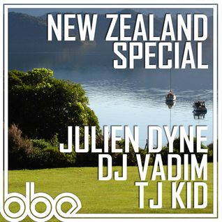 TJ-Kid x DJ Vadim x Julien Dyne - New Zealand Special