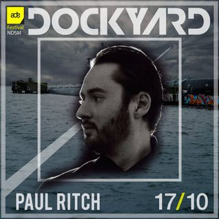 Paul Ritch - live at Dockyard Festival, FACT Stage, NDSM Docklands, ADE 2015 - 17-Oct-2015