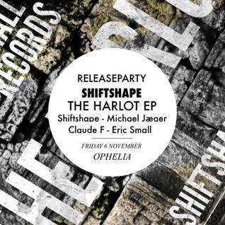 Claude F Live@TheHarlot EP Releaseparty  --> Ophelia 06.11.15