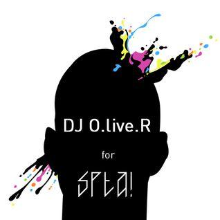 DJ O.live.R for SPTA