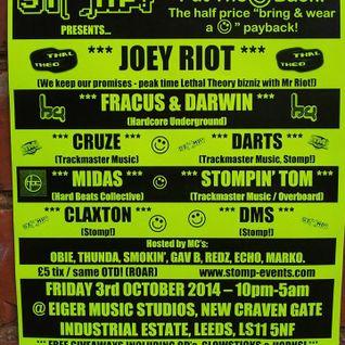 Claxton Live @ Stomp! 03-10-14