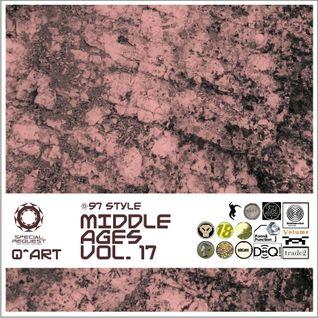 DJ Q^ART - Middle Ages ('97 Style) Vol. 17