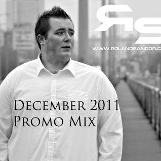 Roland Sandor December 2011 Promo Mix