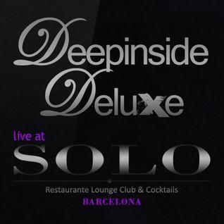 DEEPINSIDE DELUXE @ SOLO CLUB Barcelona (2010)