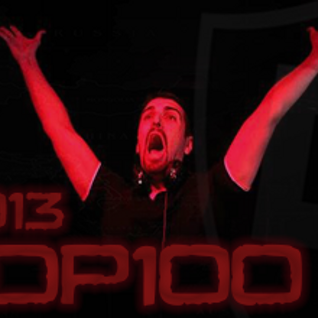 BYZPO - 2013 TOP100 [mixed LIVE @ Gabber.FM] (28-12-2013)