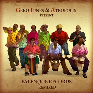 Geko Jones & Atropolis for MTV Hive
