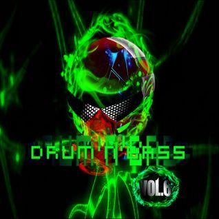 Drum & Bass Vol.6 2016 (Mixed By DJ Darken)