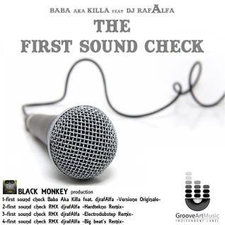THE FIRST SOUND CHECK