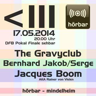 """Bernhard Jakob & Serge - """"3 Jahre Höre"""" - Hörbar - Mindelheim, 17.05.2014"""