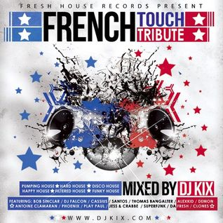French Touch Tribute (2012)