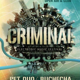 BUCHECHA @ CRIMINAL FESTIVAL - 14.06.2013 - GERMANY