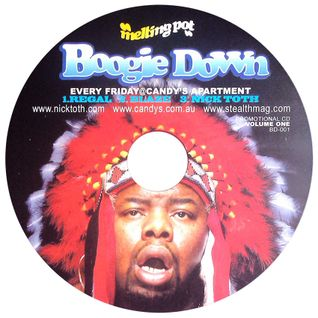 Boogie Down Mix 2005 - Regal, Blaze, Nick Toth