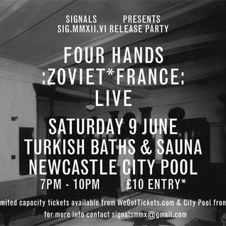 Steve Legget (Four Hands)Newcastle City Turkish baths live recording