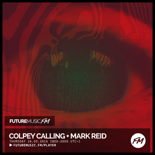 Colpey Calling - 26.05.2016 | Touch Sensitive Records