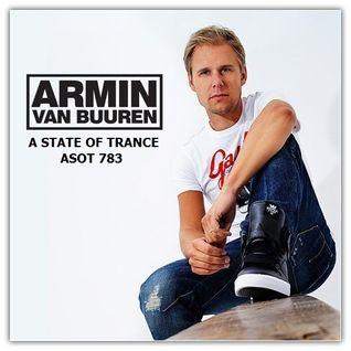 Armin van Buuren – A State Of Trance ASOT 783 – 29-SEP-2016 - ASOT 783
