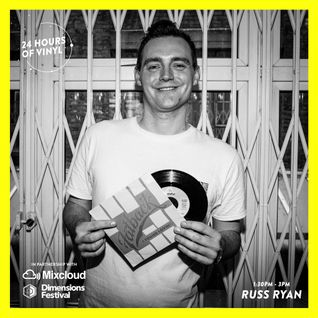 24 Hours of Vinyl (London Edition) - Russ Ryan