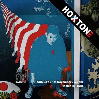 WotNot Radio 081 - Deft