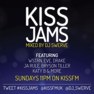 KISS JAMS MIXED BY DJ SWERVE 03APR16