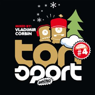 Tonsport Series 4 - mixed by Vladimir Corbin