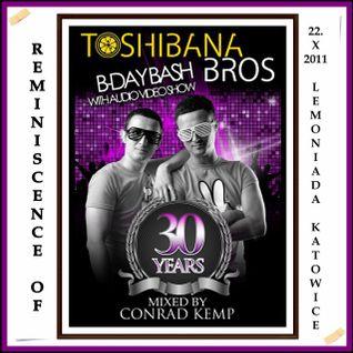 Conrad Kemp @ Toshibana Bros. Bday Bash, Lemoniada Katowice