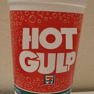 Hot Gulp 19/1/2012 - Black & Blue
