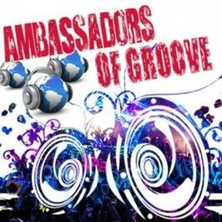 AMBASSADORS OF GROOVE - (LIVE Broadcast) Funkin Disco session - (mixed by) Monk P Funk - Dead Wood