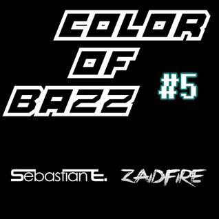 Sebastian E. - Colour of BaZz #5