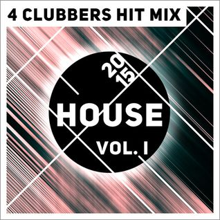 4Clubbers Hit Mix House vol. 1 CD 2 (2015)