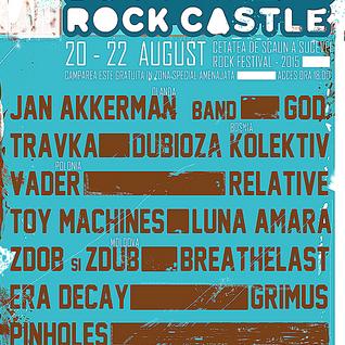 Interviu cu Mihnea ( Luna Amara ) despre Bucovina Rock Castle 2015