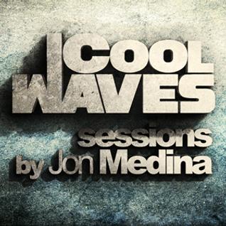 Cool Waves Sessions 02 - Trance-Progressive House (Mixed by Jon Medina)