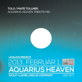 Tolo - Aquarius Heaven Tribute Mix (Jan 2013)