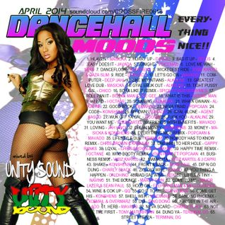 Unity Sound - Dancehall Moods 5 - Everything Nice Mix - April 2014
