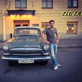 Shingaling Radio w/DJ Martin Glende (Germany) @ Zig Zag, Aug.2014