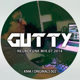 Gutty - KNMCREW- Originals 002