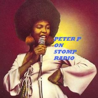 PETER P Live on STOMP RADIO Tues night 8pm-10pm