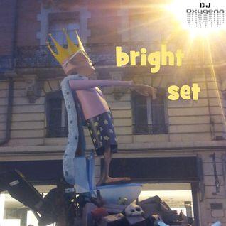 Oxygenn mixtape #013 - bright set