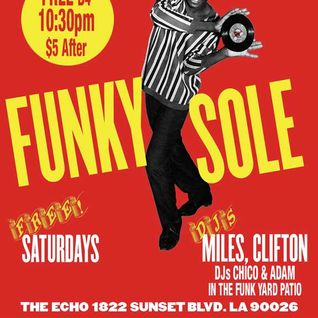 Funky Sole Mix 1- DJ Joey Altruda