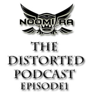 Noomi Ra The Distorted Podcast