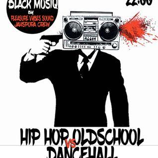 BlackMusiQ#1 - Jahspora/Pleasure Vibes - Live Set 27.03.16 @CircoloStranieri Reggio Emilia