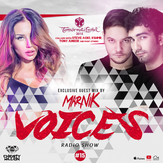 Voices #15 (EXCLUSIVE GUESTMIX - MARNIK)