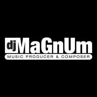 Dj MaGnUm - Mix Radio Crazy (2014)