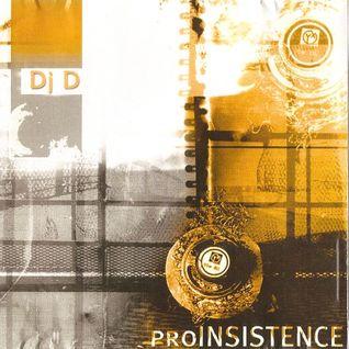 David Noir - ProInsistence (2001)