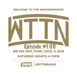 Ep. #100 of Welcome to the Neighborhood on XRAY FM feat. Notcho