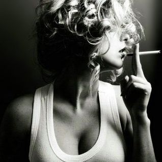 Smoking Girl