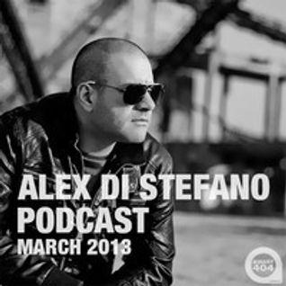 ALEX DI STEFANO PODCAST MARCH 2013